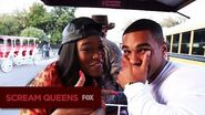 SCREAM QUEENS Ghost Tours With Keke & Lucien
