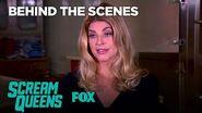 Kirstie Alley Guest-Stars As Ingrid Marie Hoffel Season 2 SCREAM QUEENS