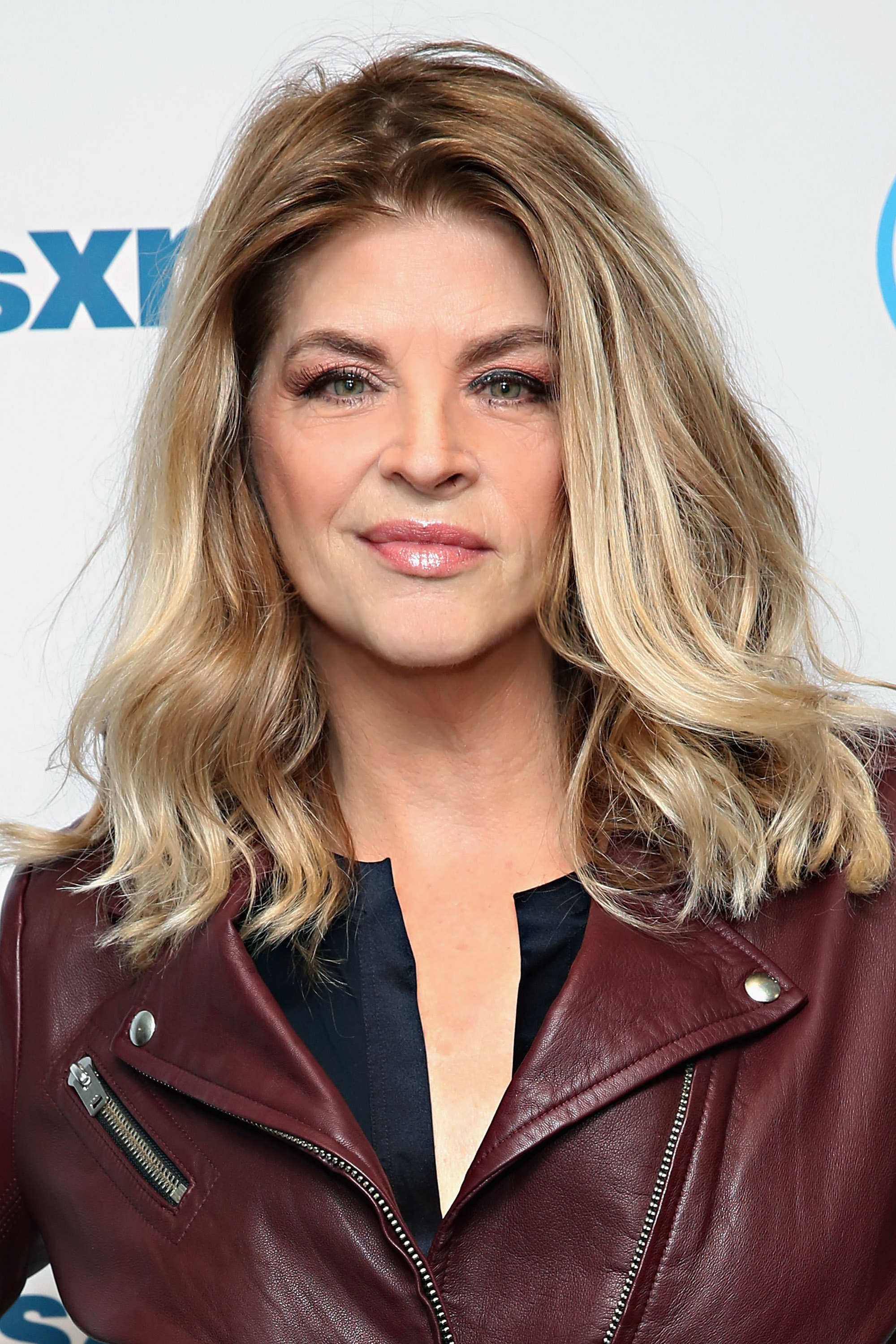 kirstie alley fergie look alike