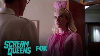 Chanel And Dean Munsch Fight Over Dr. Brock Holt Season 2 Ep. 8 SCREAM QUEENS