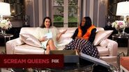 SCREAM QUEENS Between 2 Queens Getting Hot With Lea & Keke