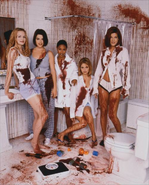 Scream 2 cast girls