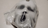 Ghostface in bag