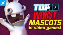 Top10WorstMascotsInHistory