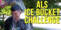 Craig Accepts the ALSIceBucketChallenge