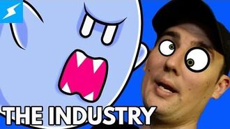 GHOSTS at ScrewAttack?!? The Industry