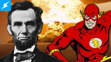 TheFlash AbeLincoln NuclearExplosions=Comics
