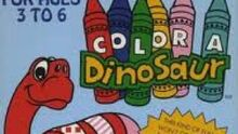 ColorADinosaur