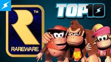 Top10RareWareGames