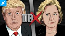 DonaldTrumpVSHilaryClinton