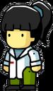 Cetologist Female