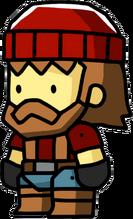 Lumberjack Male