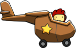 Military Glider Using