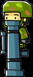 Rocket Infantry