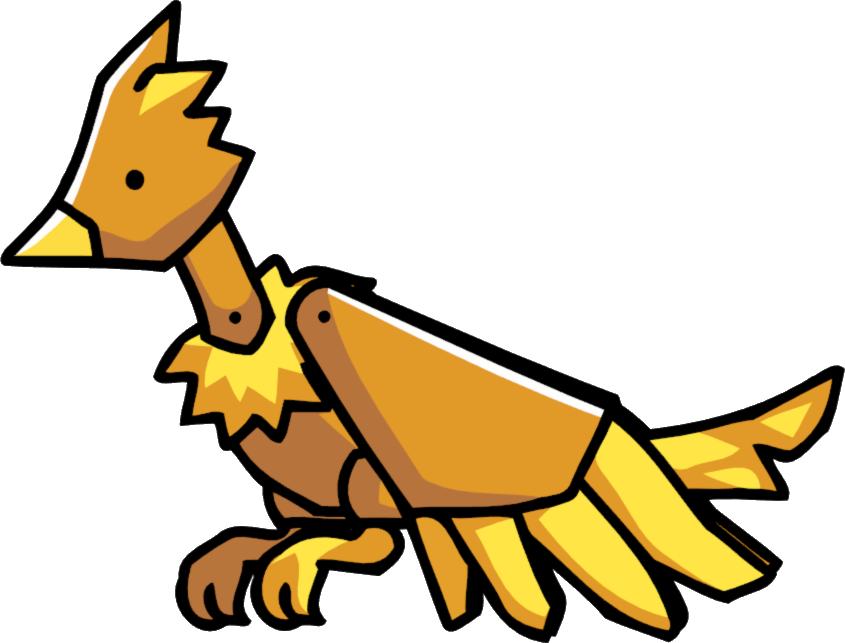 Phoenix Scribblenauts Wiki Fandom Powered By Wikia