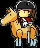 Mounted Infantry Female