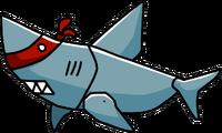 Ninja Shark