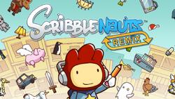 Scribblenauts Remix-title