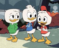DT2017 - Huey, Dewey, and Louie