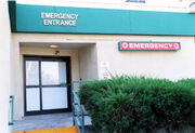 Sacred Heart Emergency Entrance