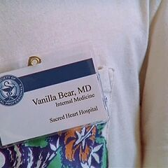 Vanilla Bear, MD