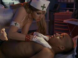 2x20 Turk's sex dream with Elliot II
