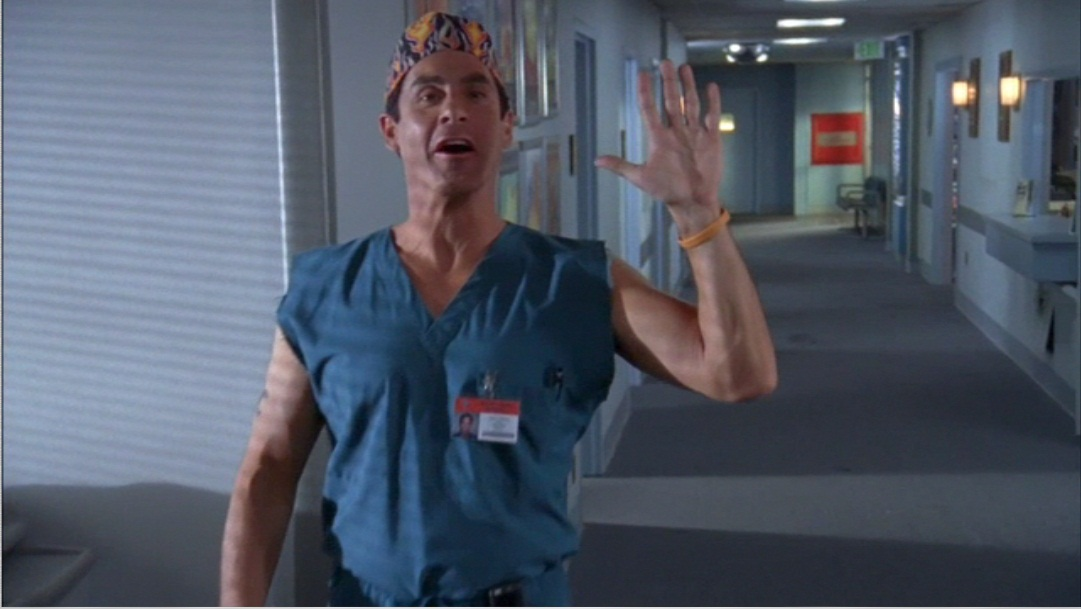 Image result for scrubs todd
