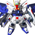 Unit s freedom gundam