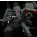 Unit cr geara zulu lange bruno gun custom