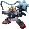 Unit br gundam ground type hyper hammer