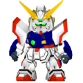 Unit a shining gundam