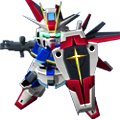 Unit as force impulse gundam