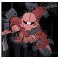 Unit as zaku amazing