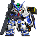Unit b astray blue frame