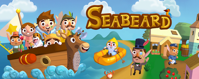 Seabeard Backflip Studios Header
