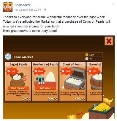 File:FBMessageSeabeard-CoinsAndPearlsMarketAdjustmentAfterWonderfulFeedback.png