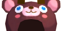 Pet Hippo Mask