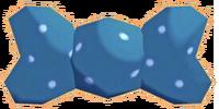 Pet Blue Spotted Bowtie