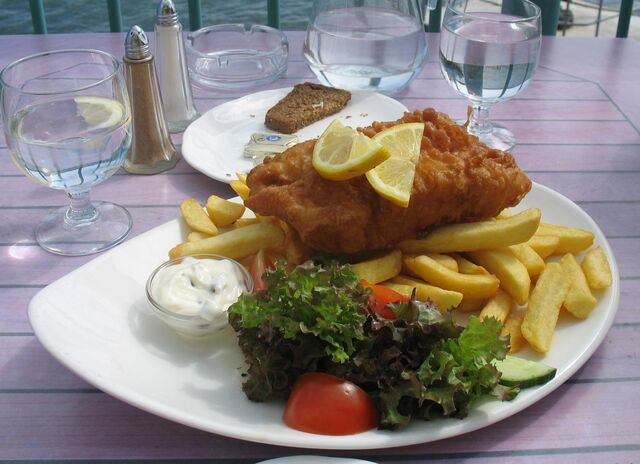 File:Fish and chips (crop).jpg