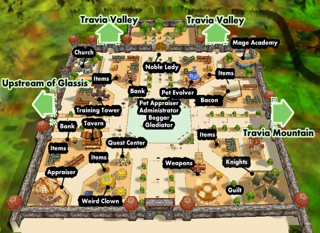 Townmap Elim