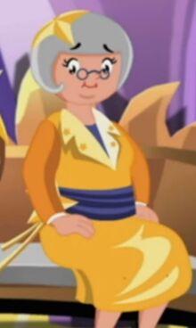 Starfish Grandmother