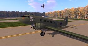 Douglas C-47 (EG Aircraft)