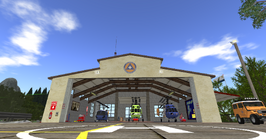 Civil Protection - Station Muirhead