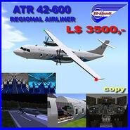 ATR 42-600 (EG Aircraft) Promo