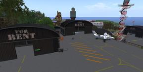SLPG Hangars
