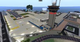 Desdemona Airfield, looking SE (10-14)