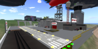 Razorback Airfield