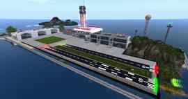 Seychelles Municipal Airport, looking SE (07-14) 001