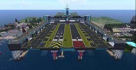 New Horizons Airport