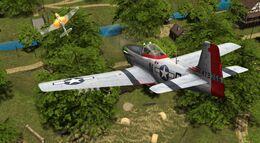 North American P-51D Mustang (ZSK & A-T) - 2